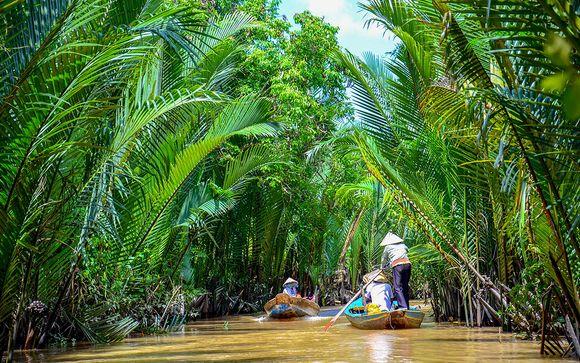 Ihre optionale Verlängerung südliches Vietnam