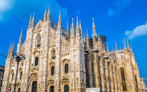 Willkommen in...Mailand!