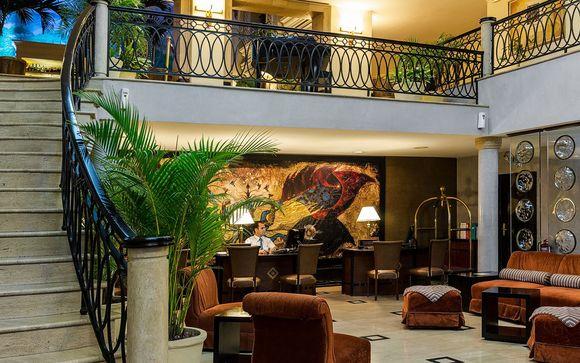 Ihr Hotel Saratoga in Havanna
