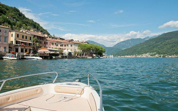 Willkommen in... Lugano!