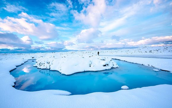 Willkommen in... Island!