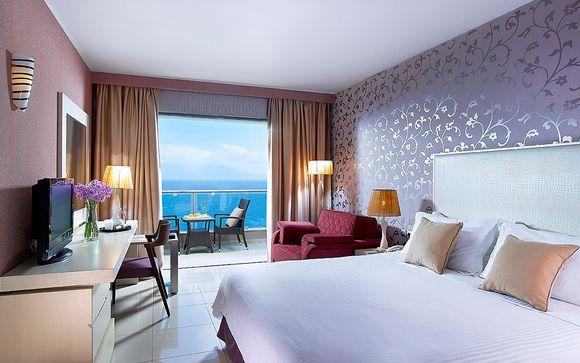 Ihr Zimmer im Michelangelo Resort & Spa