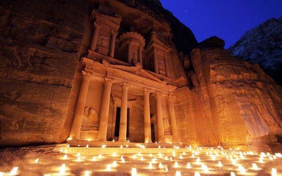 Willkommen in... Jordanien!