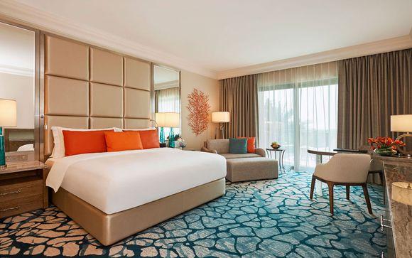 Ihr Zimmer im Hotel Atlantis The Palm