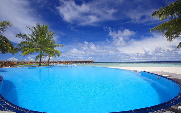 Ihr Strandaufenthalt im Hotel Filitheyo Island Resort 4*