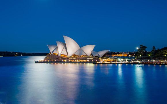 Willkommen in... Australien!