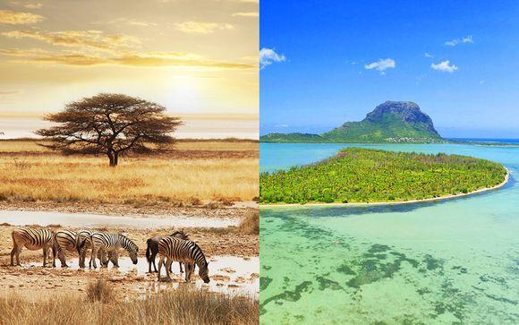 Willkommen in... Südafrika und auf Mauritius!