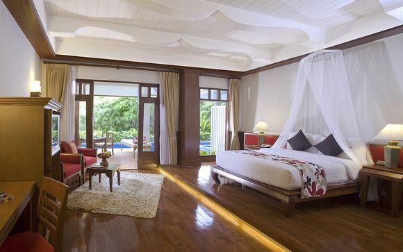 Samui Buri Beach 4* Hotels