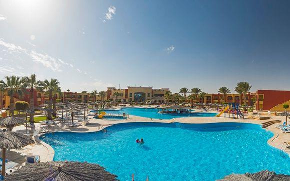 Ihr Magic Tulip Beach Resort in Ägypten