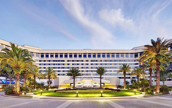 Hilton Hotel Orlando Lake Buena Vista 4*