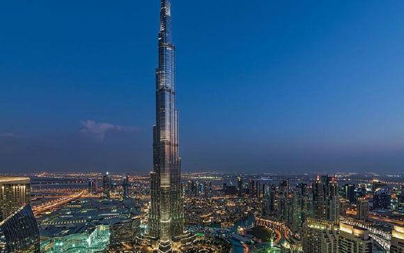 Willkommen in... Abu Dhabi und Dubai!