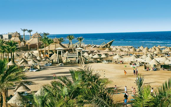 Willkommen in... Sharm El Sheikh am Roten Meer!