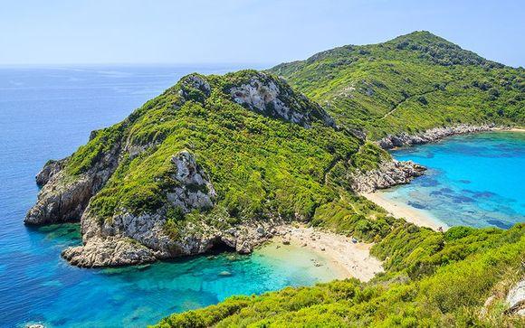 Willkommen auf... der Insel Korfu!