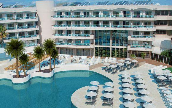 Portinatx Beach Club Ibiza 4 Rei Del Mediterrani Palace Mallorca