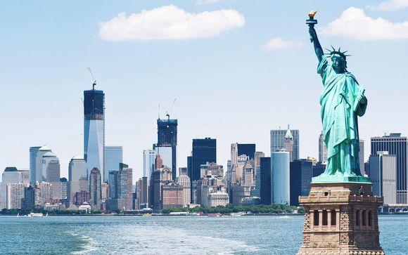Willkommen in... New York !