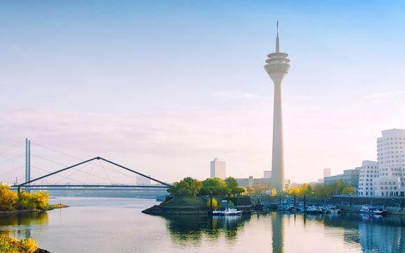 Willkommen in... Neuss bei Düsseldorf!