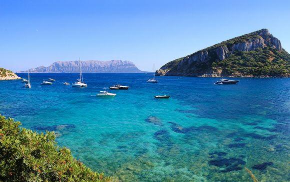 Willkommen in...Sardinien!