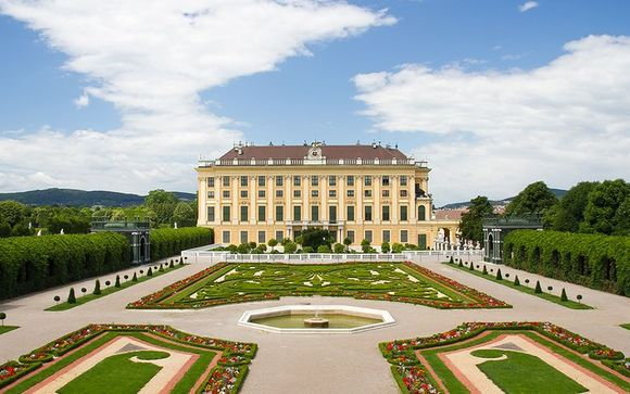 Luxuriöser Aufenthalt direkt am Belvedere