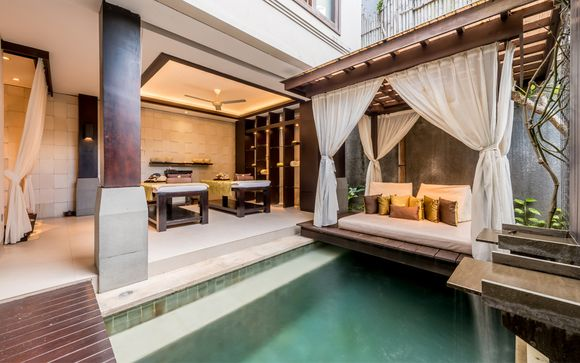 Nusa Dua: Tanadewa Luxury Villas & Spa 4*
