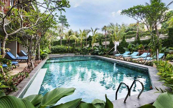 Ubud Wana 4* + Ayodya Resort Bali 5*