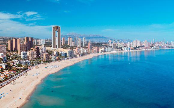 Willkommen an der... Costa Blanca!