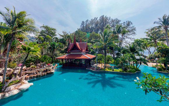 Somerset Park Suanplu, Thavorn Beach Village und DusitD2 Ao Nang