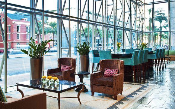 Ihre Hotels in Memphis und New Orleans