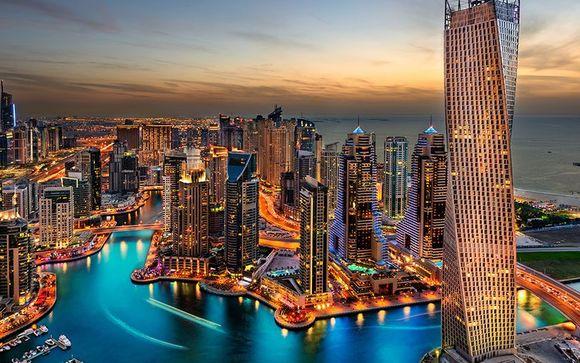 Willkommen in... den Vereinigten Arabischen Emiraten und im Oman!