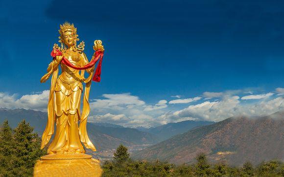Willkommen in... Bhutan!