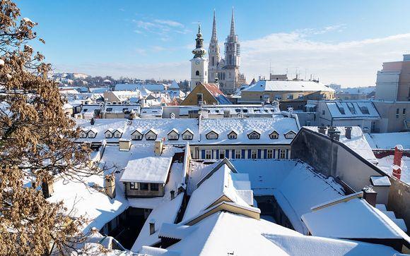 Willkommen in... Zagreb!