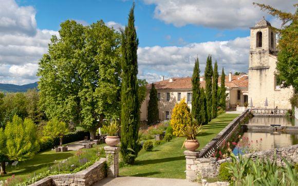 Le Couvent Des Minimes Hotel & Spa 5* - Mane en Provence ...