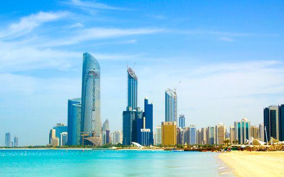 Willkommen in... Sri Lanka und Abu Dhabi!