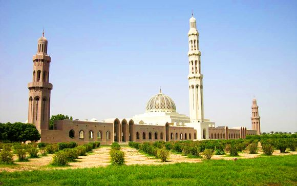 Willkommen in... Oman!