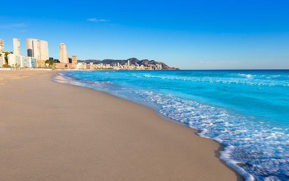 Willkommen an... der Costa Blanca!