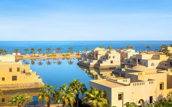 Hotel The Cove Rotana Resort Ras Al Khaimah 5*