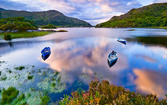 Willkommen in... Irland!