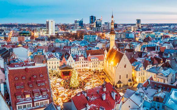 Willkommen in... Tallinn!