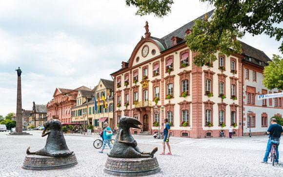 Willkommen in... Offenburg!
