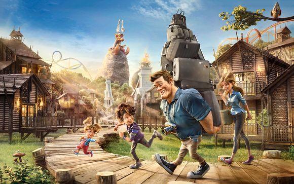 Willkommen im... Parc Astérix!
