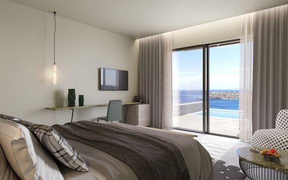 Ihr Zimmer im Cayo Exclusive Resort & Spa