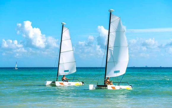 Willkommen in... Miami & Cancun!