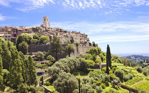 Willkommen an... der Côte d'Azur!