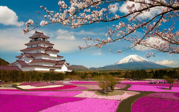 Entdeckungsreise durch Japan
