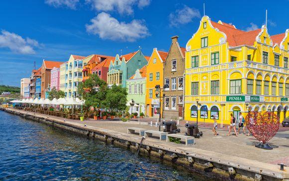 Willkommen auf... den Niederländische Antillen!