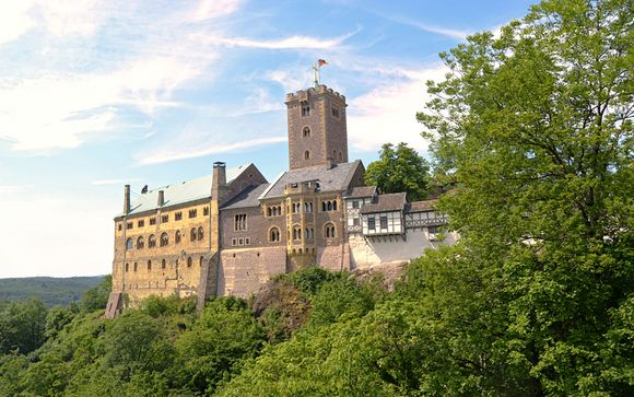 Willkommen in... Bad Liebenstein!