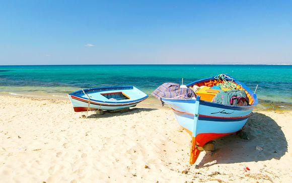 Willkommen in Tunesien!