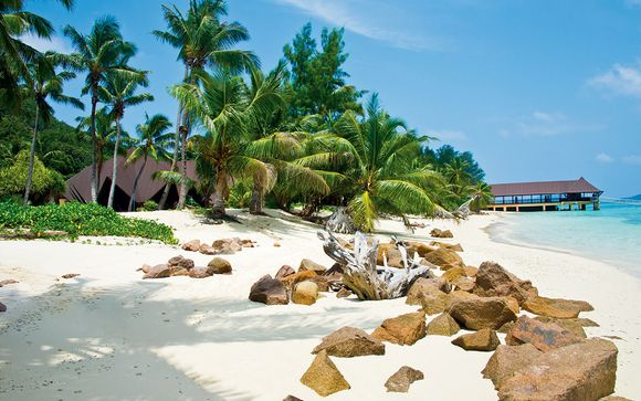 Willkommen auf den... Seychellen