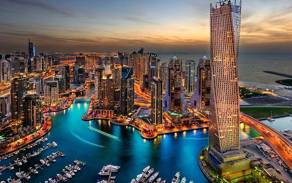 Willkommen in... Dubai und Ajman!