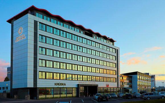Reykjavik Lights Hotel 4*