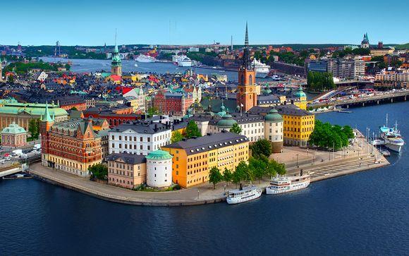 Willkommen in... Riga und Stockholm!